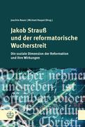 Jakob Strauß und der reformatorische Wucherstreit