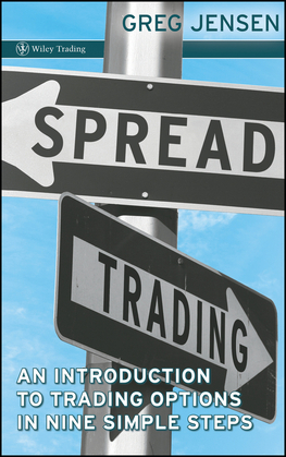 Spread Trading: An Introduction to Trading Options in Nine Simple Steps