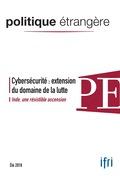 Cybersécurité : extension du domaine de la lutte