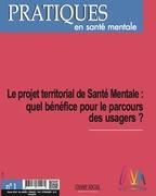 PSM 1-2018. Le projet territorial de Santé Mentale