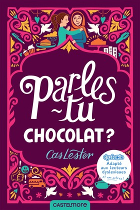 Parles-tu chocolat ? (version dyslexique)