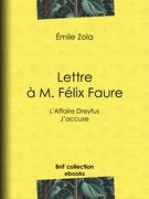 L'Affaire Dreyfus : lettre à M. Félix Faure