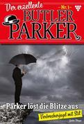 Der exzellente Butler Parker 1 – Kriminalroman