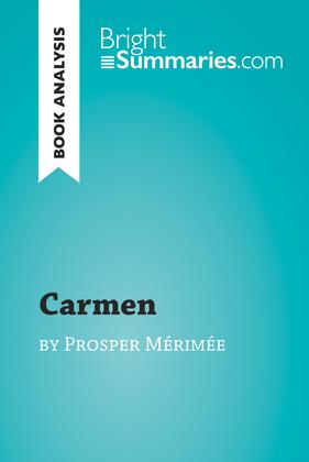 Carmen by Prosper Mérimée (Book Analysis)