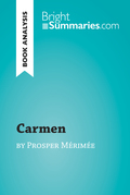Carmen by Prosper Mérimée (Book Analysis)