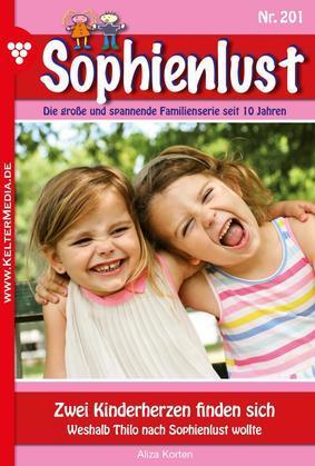 Sophienlust 201 - Familienroman