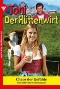 Toni der Hüttenwirt 204 – Heimatroman