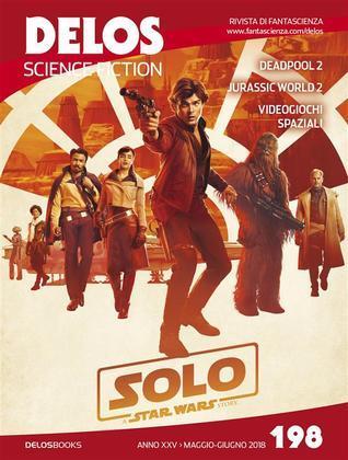 Delos Science Fiction 198