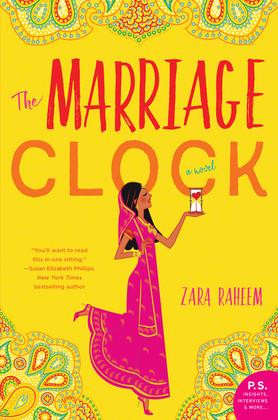 Image de couverture (The Marriage Clock)