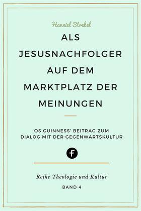 Als Jesusnachfolger auf dem Marktplatz der Meinungen