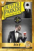 Butler Parker Jubiläumsbox 8 - Kriminalroman