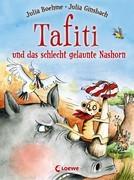 Tafiti und das schlecht gelaunte Nashorn