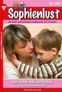 Sophienlust 265 – Liebesroman
