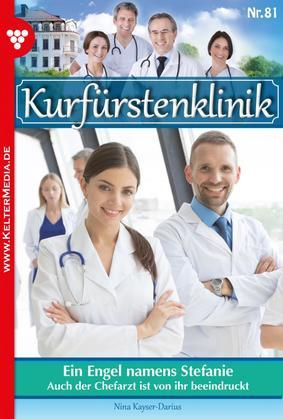 Kurfürstenklinik 81 - Arztroman