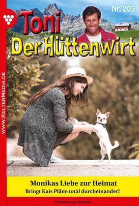 Toni der Hüttenwirt 205 - Heimatroman