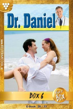 Dr. Daniel Jubiläumsbox 6 - Arztroman