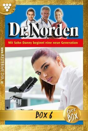 Dr. Norden Jubiläumsbox 6 - Arztroman