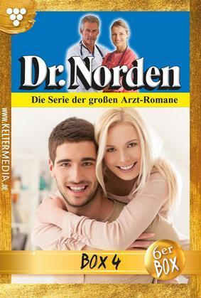 Dr. Norden (ab 600) Jubiläumsbox 4 - Arztroman