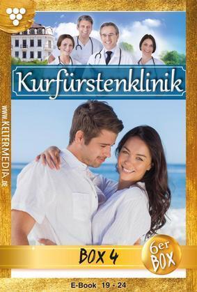 Kurfürstenklinik Jubiläumsbox 4 – Arztroman