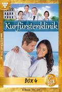 Kurfürstenklinik Jubiläumsbox 4 - Arztroman
