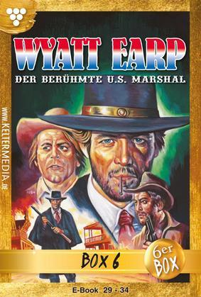 Wyatt Earp Jubiläumsbox 6 - Western