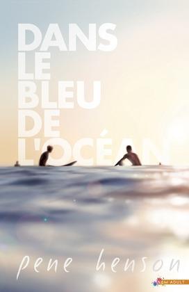Dans le bleu de l'océan