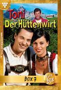 Toni der Hüttenwirt Jubiläumsbox 7 – Heimatroman