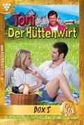 Toni der Hüttenwirt (ab 265) Jubiläumsbox 5 – Heimatroman