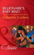 Billionaire's Baby Bind (Mills & Boon Desire) (Texas Cattleman's Club: Blackmail, Book 10)