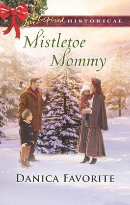 Mistletoe Mommy (Mills & Boon Love Inspired Historical)