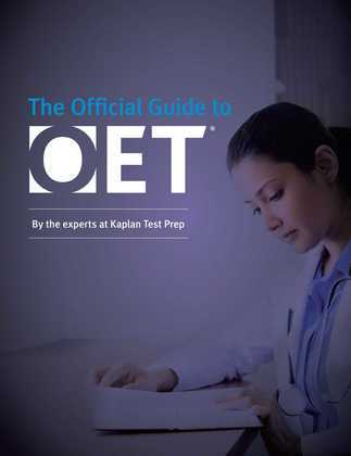Official Guide to OET
