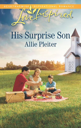 His Surprise Son (Mills & Boon Love Inspired) (Matrimony Valley, Book 1)