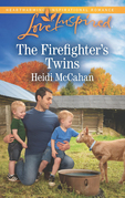 The Firefighter's Twins (Mills & Boon Love Inspired)