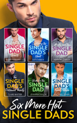 Six More Hot Single Dads! (Mills & Boon e-Book Collections)