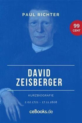 David Zeisberger 1720 – 1808