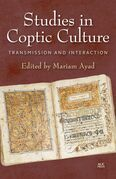 Studies in Coptic Culture