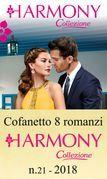 Cofanetto 8 romanzi Harmony Collezione - 21
