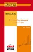 Fischer S. Black - L'évaluation des actifs conditionnels