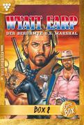 Wyatt Earp Jubiläumsbox 8 - Western