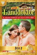 Der neue Landdoktor Jubiläumsbox 8 - Arztroman