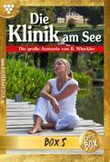 Die Klinik am See Jubiläumsbox 5 - Arztroman