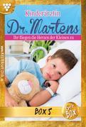 Kinderärztin Dr. Martens Jubiläumsbox 5 - Arztroman