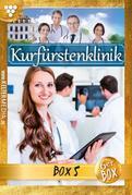 Kurfürstenklinik Jubiläumsbox 5 – Arztroman