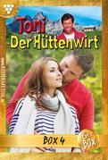 Toni der Hüttenwirt (ab 265) Jubiläumsbox 4 – Heimatroman