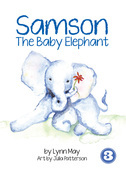Samson The Baby Elephant