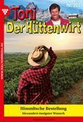 Toni der Hüttenwirt 207 – Heimatroman