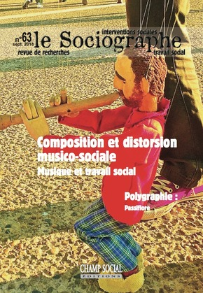 Le Sociographe 63. Composition et distorsion musico-sociale