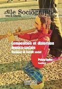 Le Sociographe 63. Composition et distorsion musico-sociale