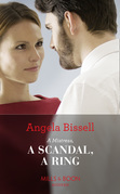 A Mistress, A Scandal, A Ring (Mills & Boon Modern) (Ruthless Billionaire Brothers, Book 2)