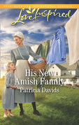 His New Amish Family (Mills & Boon Love Inspired) (The Amish Bachelors, Book 6)